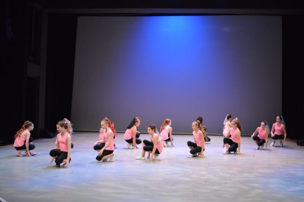 Hair Up performed by Year 7 students
