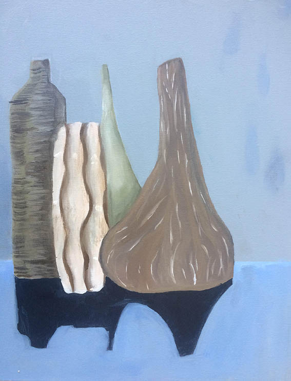'Homage To Morandi' by Jonny Smith