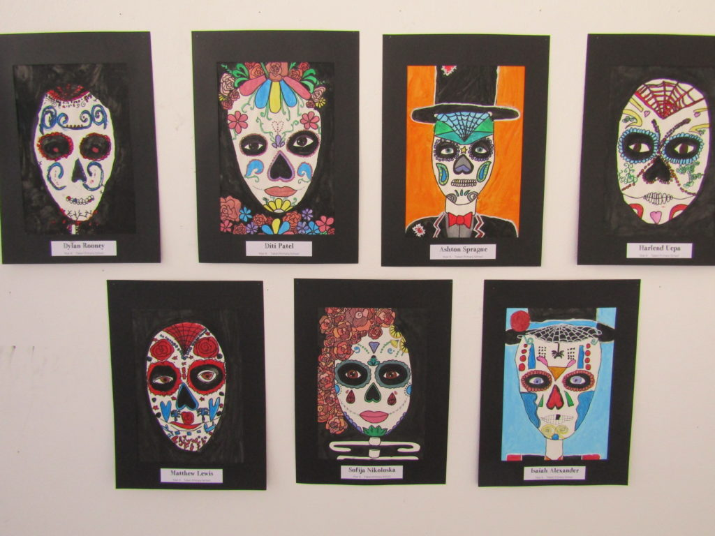 Artwork 1 by Takari Primary School