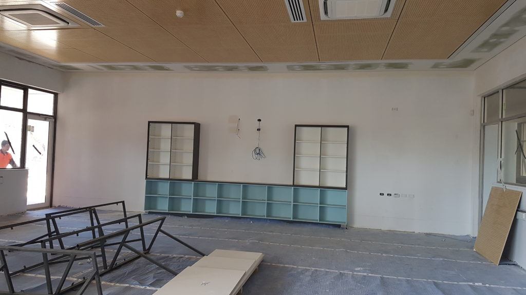 23 March 2020 - Design & Technology class rooms