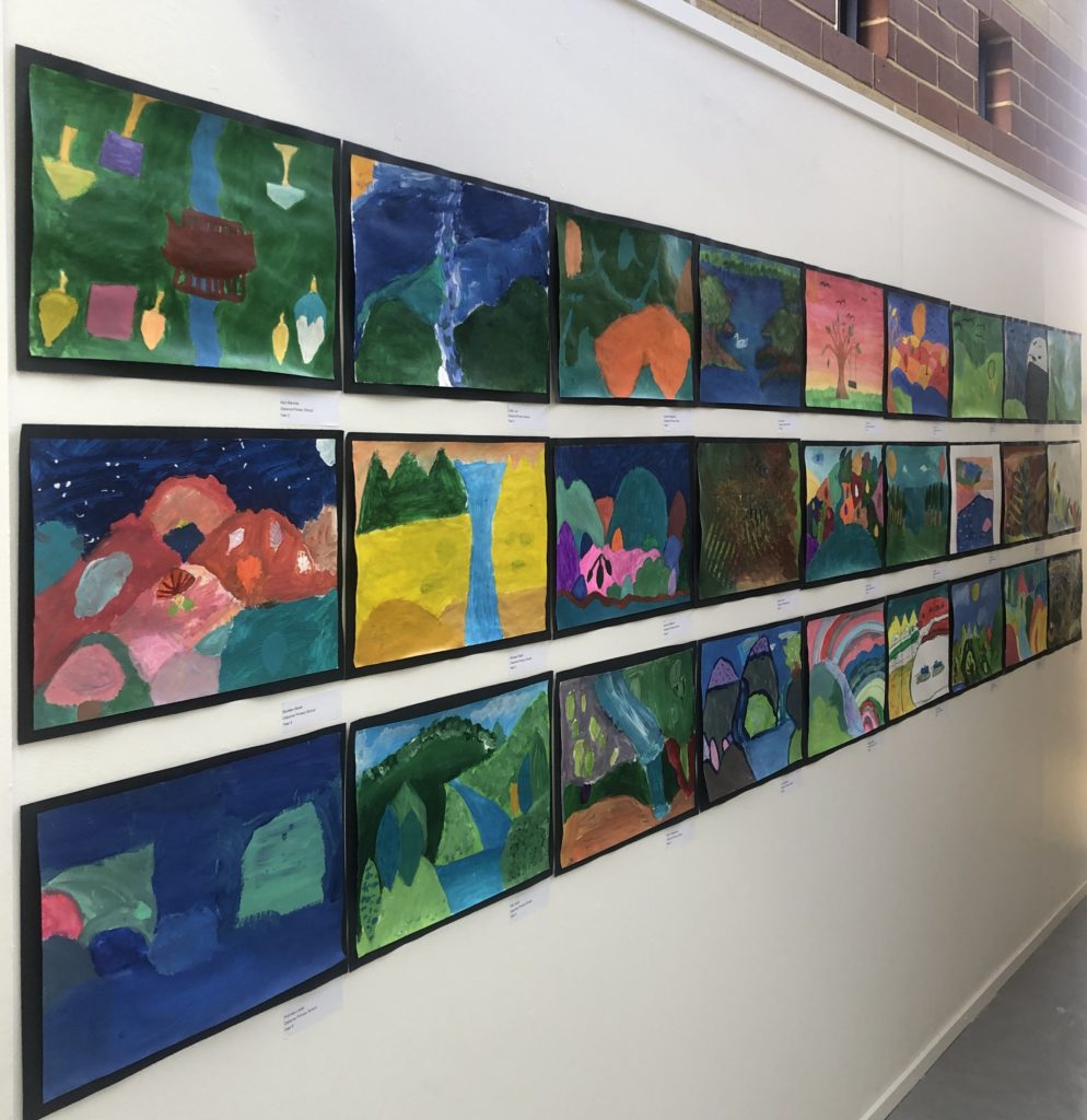 Artworks by Osborne PS