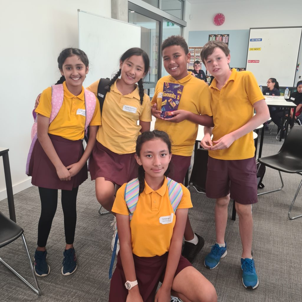 Osborne PS - 3rd Prize Maths Challenge
